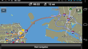 usa map gps navigon usa can navigation review cnet