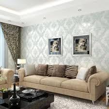 interior cool modern interior wallpaper decor with tv wall unit