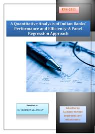 a quantitative analysis of indian banks u0027 performance and efficiency a u2026