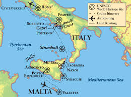 Rome World Map by Ancient Empires
