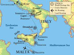 Pompeii Map Ancient Empires