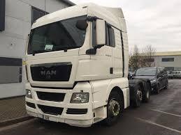 2010 man tgx 26 480 xxl tgx tractor unit