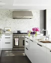 Tile Kitchen Backsplash Herringbone Marble Backsplash Tile Kitchen Backsplash Surripui Net