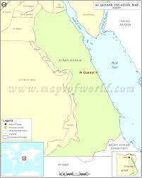 Demographic Map By Zip Code Where Is Al Qusayr Location Of Al Qusayr In Egypt Map