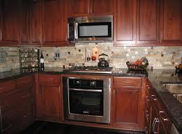 Best Kitchens Images On Pinterest Backsplash Ideas Cherry - Kitchen backsplash ideas dark cherry cabinets