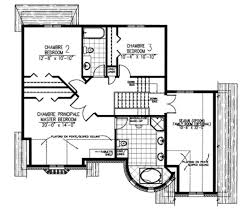 European Floor Plans European Style House Plan 3 Beds 2 50 Baths 2121 Sq Ft Plan 138 336