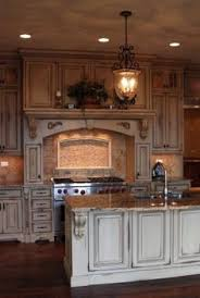 chocolate glaze kitchen cabinets paint is benjamin moore white dove with a chocolate glaze live