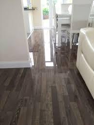Cheap High Gloss Laminate Flooring High Gloss Vintage Ivory Oak Floorless Floors