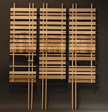 bamboo room dividers eco friendly room divider contemporary