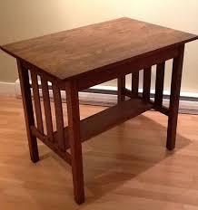 Hall Table Plans Mission Hall Table Plans Plans Diy Free Download Veneer Woods