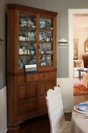 Corner Dining Room Hutch Best 20 Antique Corner Cabinet Ideas On Pinterest Granite