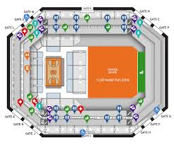 Central Michigan University Campus Map by Syracuse University Athletics Gameday Guide Syracuse Vs