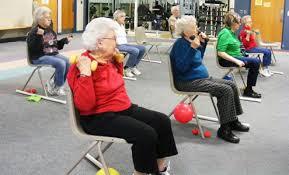 Armchair Aerobics Exercises Fitness Classes Jefferson Community Health U0026 Life