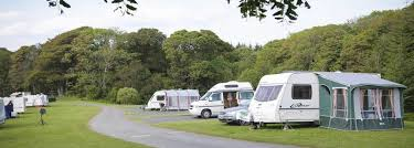 Awning Pegs For Hard Standing Pitches Culzean Castle Campsite Explore Ayrshire From Culzean Castle