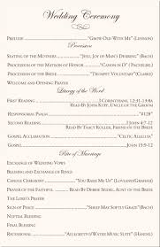 wording for wedding programs catholic mass wedding ceremony catholic wedding traditions celtic