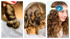 cute easy hairstyles for curly hair hairstyles inspiration
