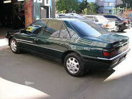 peugeot 605 brief about model