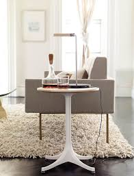 Dwr Coffee Table Pedestal Side Table