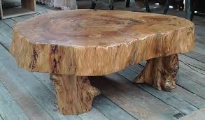 yellow wood coffee table yellowwood slabs slices knysna woodworkers south africa