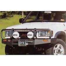 trooper 1992 1998 isuzu winch bull bar jackit com