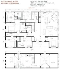 free barn plans beautiful barn plans with living space decor iseohome com