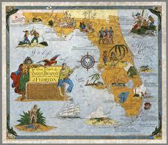 Maps Florida Treasure Maps Florida U2013 Migx