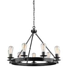 Adirondack Chandeliers Industrial Chandeliers You U0027ll Love Wayfair