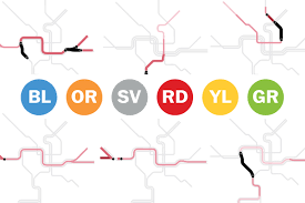 Metro In Dc Map by Safetrack Closures These D C Metro Lines And Stations Will Be