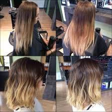 cut before dye hair 52 best hair color ombre haircut images on pinterest hair