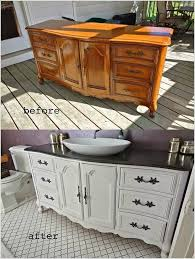 Painting A Bathroom Vanity Before And After by Best 25 Before After Furniture Ideas That You Will Like On