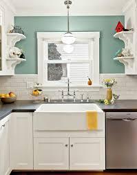 Green Kitchen Sink by Kitchen Paint Color Benjamin Moore Kensington Green 710 Kitchen