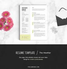where can i get resume paper 50 creative resume templates you won t believe are microsoft word resume template the heather