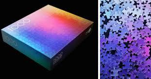 color spectrum puzzle stunning 1 000 piece cmyk color gamut jigsaw puzzle