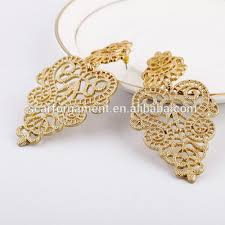 big jhumka gold earrings indian gold jhumka wedding jewelry alloy earrings europen bulk