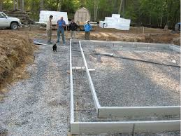 How Much Does It Cost To Pour A Basement by How To Install A Foundation Drain Greenbuildingadvisor Com