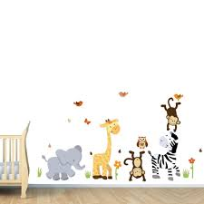 White Wall Decals For Nursery by African Nursery Baby Room Neutral Small Spaces Nursery Baby Room