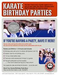 karate birthday parties kids martial arts birthday mt juliet tn