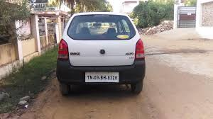 2011 for sale maruti suzuki alto lxi petrol 2011 model car for sale tamil nadu