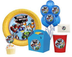 transformers rescue bots party supplies diy printable rescue bots birthday party balloon toppers circle
