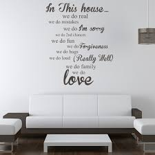 Family Quotes Wall Stickers Iconwallstickerscouk - Family room wall quotes