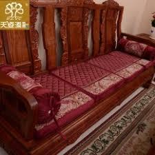 shop for best price tztc fabric window cushion stuffed mahogany