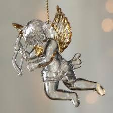 faux cherub ornament ornaments and