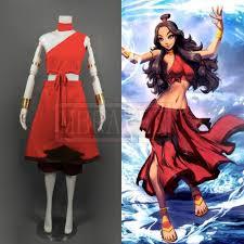 Aang Halloween Costume Buy Wholesale Avatar Airbender Katara Costume