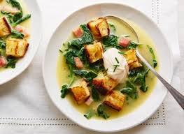 cuisiner feuilles de radis soupe aux feuilles de radis de joe beef recette plaisirs laitiers