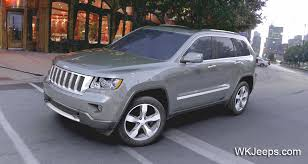 jeep grand cherokee wk jeep news and web site updates
