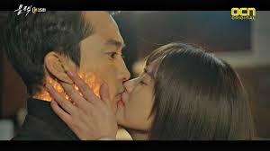 tutorial kiss korean black episode 15 dramabeans korean drama recaps