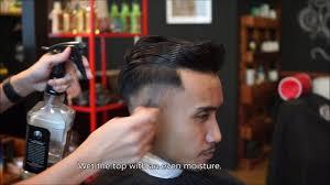 even hair cuts vs textured hair cuts haircut tutorial textured textured skin fade haircut