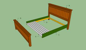 King Size Platform Bed Plans Building A King Size Platform Bed With Storage Custom House