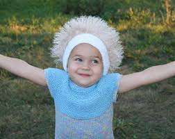 Cabbage Patch Halloween Costume Baby Baby Hat Cabbage Patch Kids Hat Beanie Wig