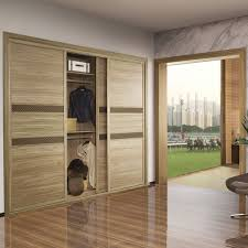 sliding wardrobe designs for bedroom with dressing table
